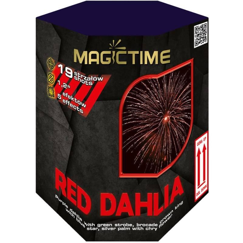P7150 Red Dahlia